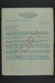 Glenn D. Stockwell correspondence