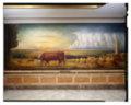 Kansas Pastoral mural - 1