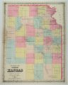 Sectional Map of the Territory of Kansas
