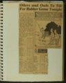 Ray Etzel baseball scrapbook - 3