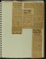 Ray Etzel baseball scrapbook - 5