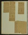 Ray Etzel baseball scrapbook - 6