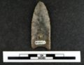 Paleoindian projectile point - 2