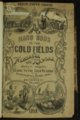 William N. Byers, Handbook to the Gold Fields of Nebraska and Kansas - Title page