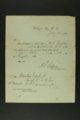 Boston Corbett's military documents - 3