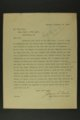 Fred Iles correspondence - 1  [Correspondence, 1906-1909]