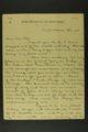 Fred Iles correspondence - 2