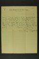Fred Iles correspondence - 3