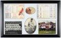 Harland Coffman baseball collage