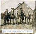 John Hund family in Paxico, Kansas - 4