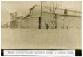 Muckenthaler lumber yard, Paxico, Kansas - 2
