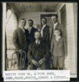 Moritz Hund Sr. family in Paxico, Kansas - 2