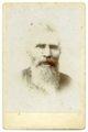 Harris family of Harveyville, Kansas - Portrait of Isaiah Morris Harris, father of Samuel Murrell Harris.