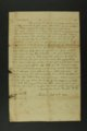 Isaac Goodnow correspondence