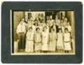 School group in Harveyville, Kansas - 1