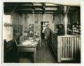 Infirmary office at Camp Funston, Kansas