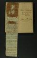 Isaac Tichenor Goodnow diary - 2  [Insert]