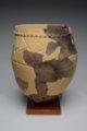 Kansas City Hopewell Early Ceramic Vessel from Arrowhead Island, 14CF343