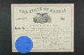 Isaac T. Goodnow personal records - 1  [Certificates]