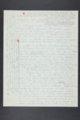 Robert Taft correspondence related to frontier artists, Adams - Blakelock - 12