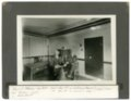 Interior view of the sheriff's office, Wabaunsee County, Kansas