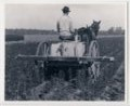 Horse-drawn sprayer - 1