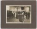 Atchison, Topeka & Santa Fe Railway Company's baggage crew, Topeka, Kansas