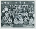 Kindergarten a.m. class at Lincoln School, Topeka, Kansas - 1