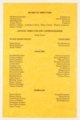 Bailes Mestizos program for a performance at White Concert Hall, Topeka, Kansas - 3