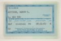 Ramon G. Aguirre's naturalization card - 2