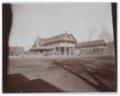 Hutchinson, Kansas depot and Fred Harvey Bisonte hotel - 1