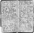 Preston Dunn, World War I diary - 3-4