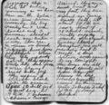 Preston Dunn, World War I diary - 11-12