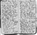 Preston Dunn, World War I diary - 13-14
