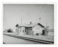 Atchison, Topeka & Santa Fe Railway Company depot, Mayfield, Kansas. - 1
