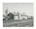 Atchison, Topeka & Santa Fe Railway Company depot, Lebo, Kansas - 1