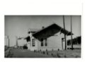 Atchison, Topeka and Santa Fe Railway Company depot, Coldwater, Kansas - 1