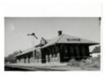 Atchison, Topeka and Santa Fe Railway Company depot, Ellinwood, Kansas