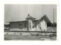 Atchison, Topeka and Santa Fe Railway Company depot, Coldwater, Kansas