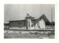 Atchison, Topeka and Santa Fe Railway Company depot, Coldwater, Kansas - 1