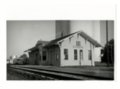 Atchison, Topeka and Santa Fe Railway Company depot, Sharon, Kansas