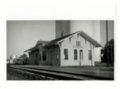Atchison, Topeka & Santa Fe Railway Company depot, Sharon, Kansas - 1