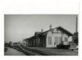 Atchison, Topeka & Santa Fe Railway Company depot, Medicine Lodge, Kansas - 1