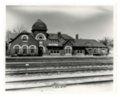 Atchison, Topeka & Santa Fe Railway Company depot, Arkansas City, Kansas - 1