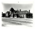 Atchison, Topeka and Santa Fe Railway Company depot, Arkansas City, Kansas - 1