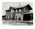 Atchison, Topeka & Santa Fe Railway Company depot, Albuquerque, New Mexico - 1