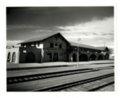 Atchison, Topeka and Santa Fe Railway Company depot, Amarillo, Texas - 1