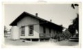 Atchison, Topeka & Santa Fe Railway Company's section house, Zephyr, Texas