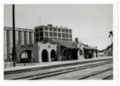 Atchison, Topeka and Santa Fe Railway Company depot, Great Bend, Kansas