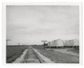 Atchison, Topeka & Santa Fe Railway Company's sign board, Kellogg, Kansas - 1